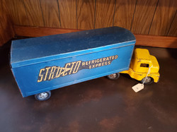 Structo Refrigerated Express Metal Toy T