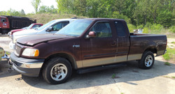 2001 Ford F150 INOP