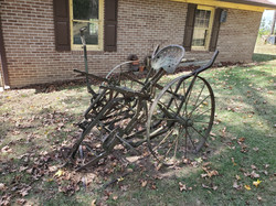 Horse Drawn Implement (1)