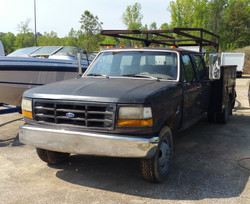1993 Ford F350 Service Truck