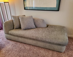 Sage Chaise Lounge 1 of 2