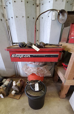 SNAP ON YDM126 Parts Washer