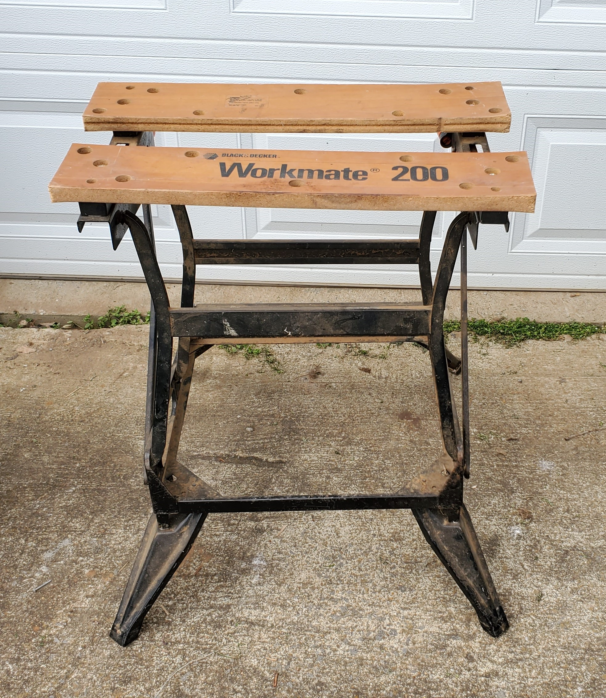 Workmate 200 Work Bench