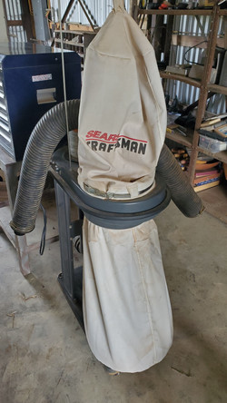 Craftsman 1HP Portable Dust Collector
