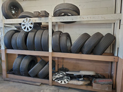 Assorted Tires & Misc.