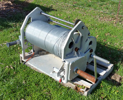 Winch Pulling Cable Machine