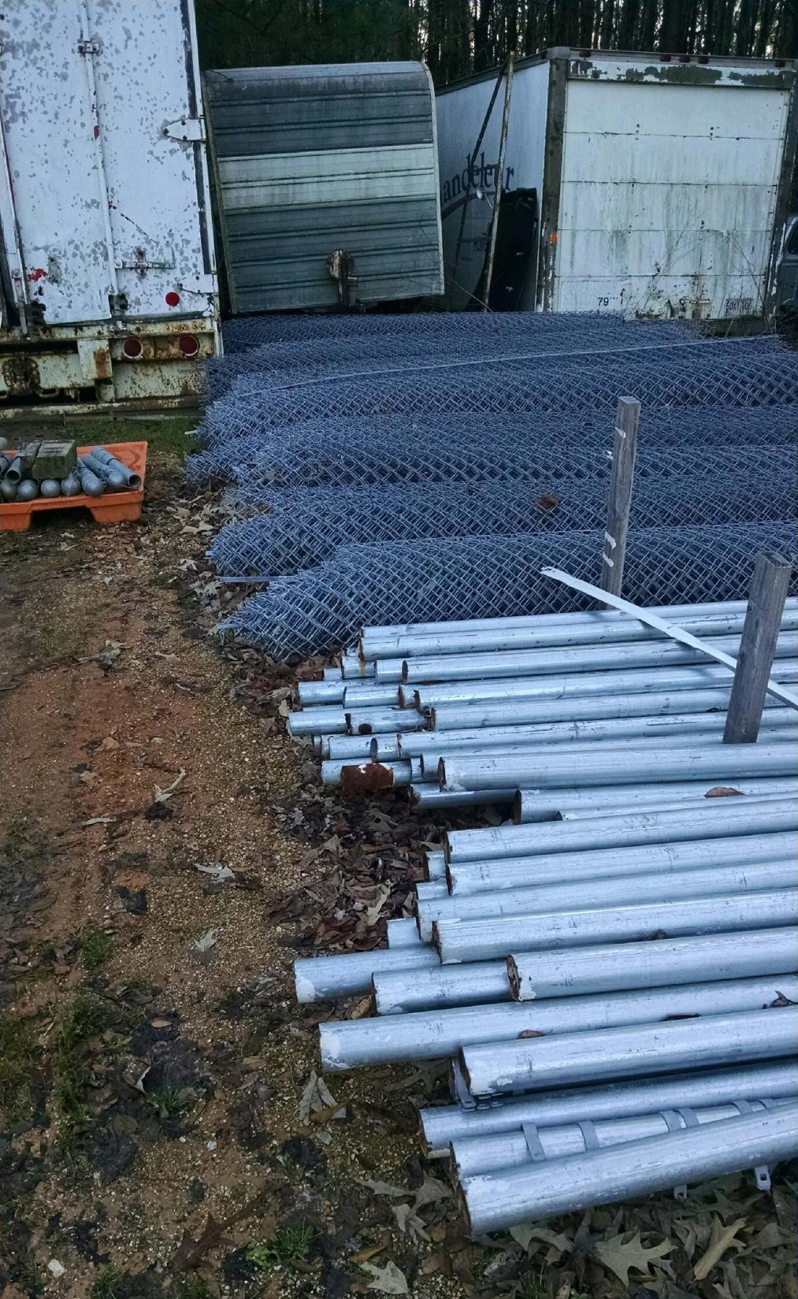 10' Commercial Fencing