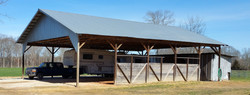 40' x 60' Pole Shed on Tract 5