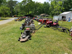 Assorted Mowers & More