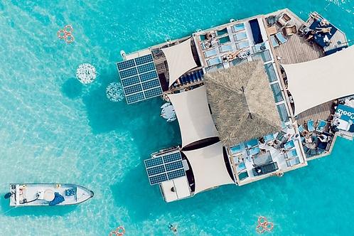 CLOUD 9 水上漂浮餐厅一日往返