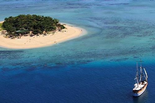 斐济心形岛一日游