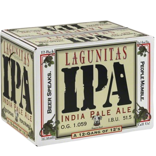 Lagunitas IPA 12oz can