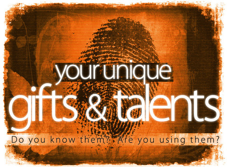 What is Your Gift? #WritingPromptWednesday