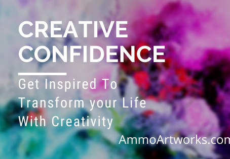 CREATIVITY & CONFIDENCE make the Best Bed-Fellows