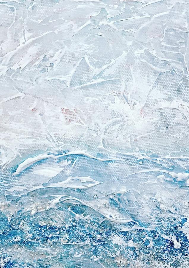 Oasis Cards - series of 4 similiar paintings