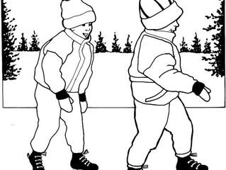 Corsi di pattinaggio su ghiaccio per i nostri ragazzi