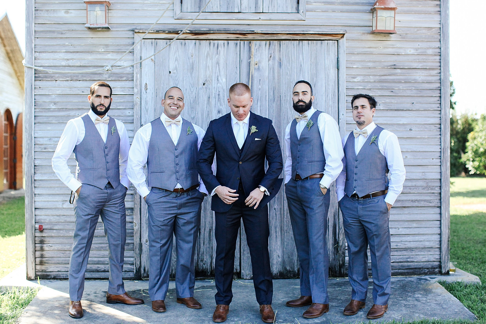 Contemporary Grooms Men Suit Gift - Wedding Dress - googeb.com