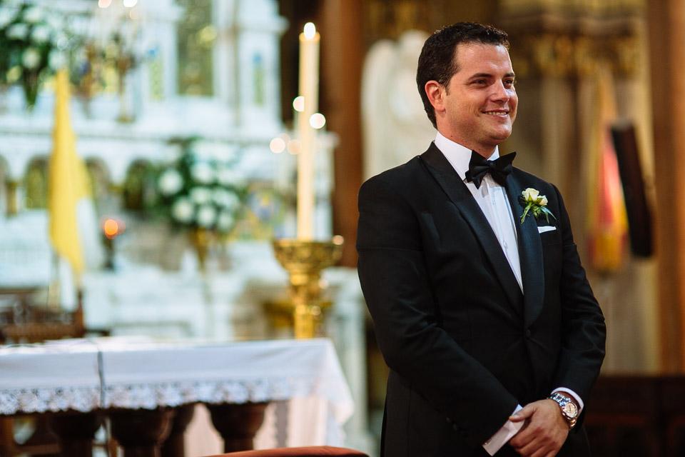 groom black tuxedo