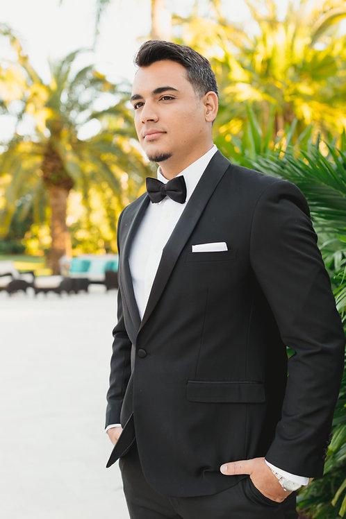 Black Shawl Tuxedo