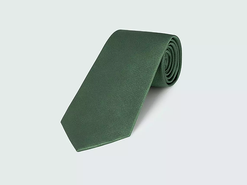 Hunter Green Tie
