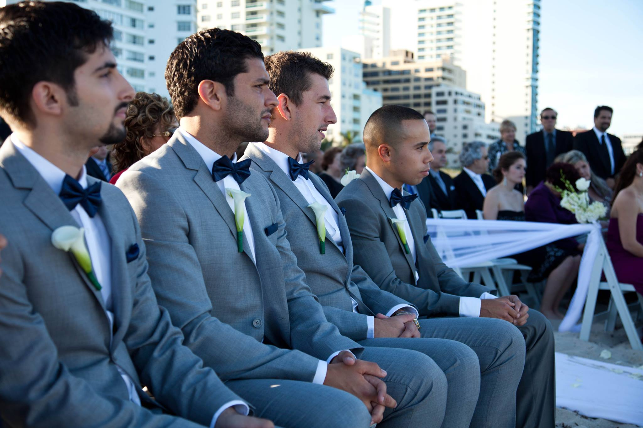 Groomsmen South Beach
