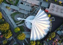 Robert Frost Auditorium Wins Rehabilitation Award