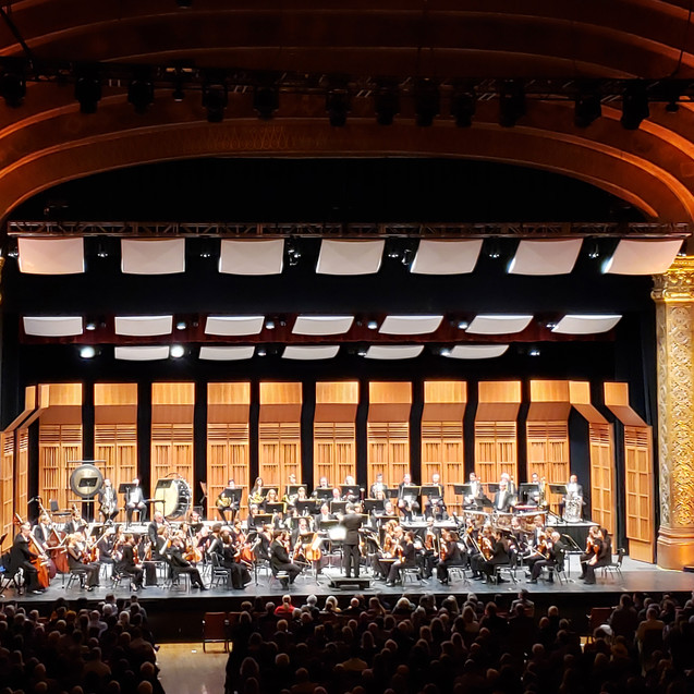 Sacramento Philharmonic Oct 2019