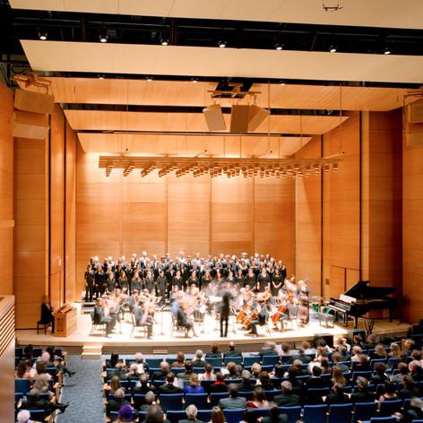 Tufts Granoff Music Center