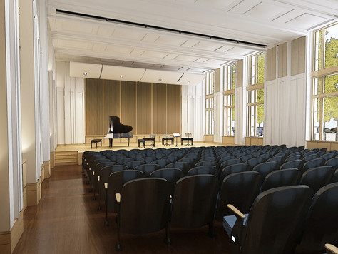 Notre Dame's New Music Spaces