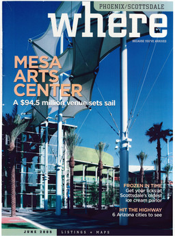 Mesa Arts Center - Mesa, AZ