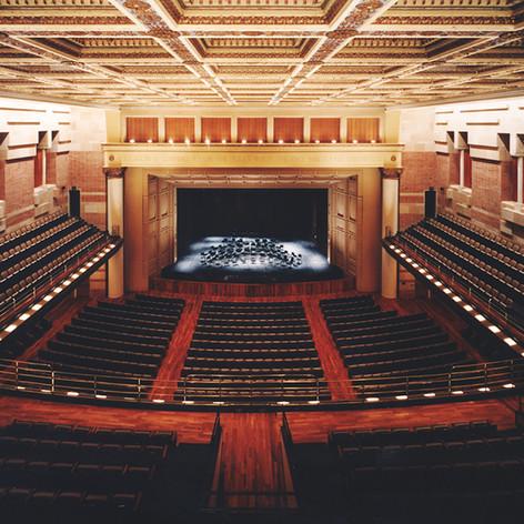 Royce Hall Renovation