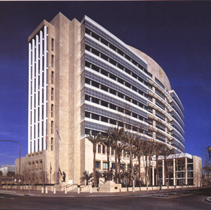 Ronald Reagan Federal Courthouse
