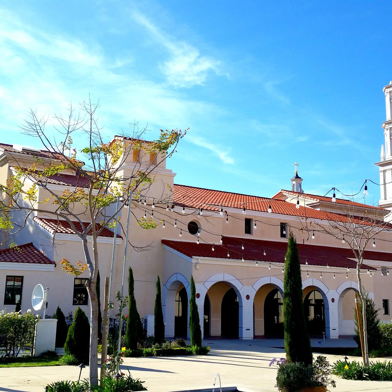 St. Cecilia Exterior