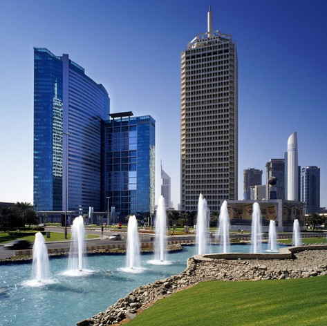 World Trade Centre Residences