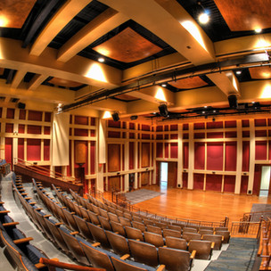 Peterson-Kermani Performance Hall