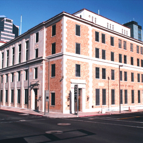 John Walsh Federal Courthouse