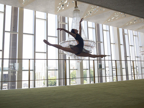 USC's Glorya Kaufman International Dance Center