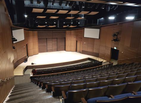 NAU's Kitt Recital Hall Now Open!