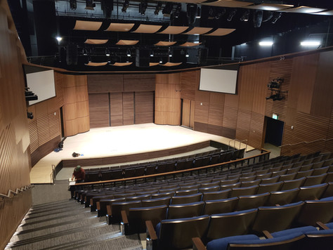 NAU's Kitt Recital Hall Now Open!