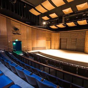 NAU Kitt Recital Hall