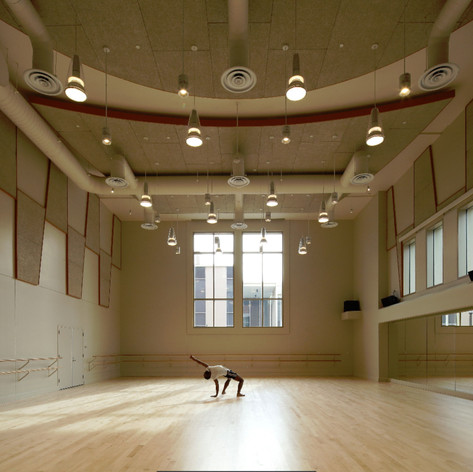 Glorya Kaufman International Dance Center