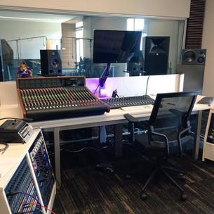Grand Canyon University Recording Studio