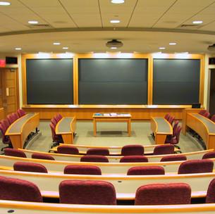 Harvard Hawes Hall Renovations