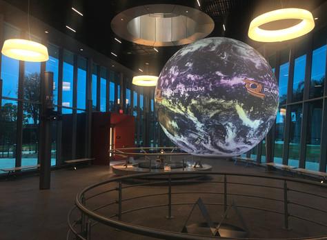 OCC Planetarium Opens!