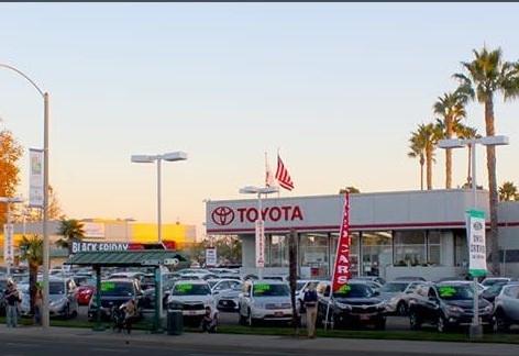 Toyota of Santa Barbara