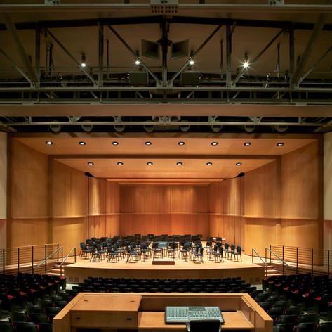 Garrison Theater & Music Facility