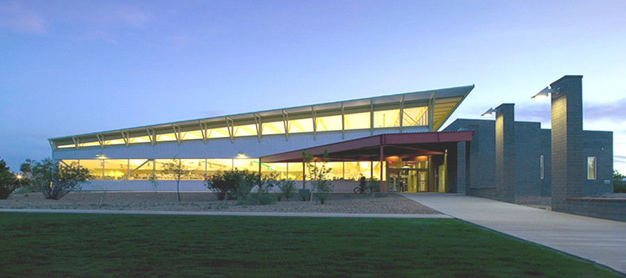 Martha Cooper Library Expansion