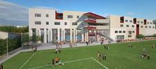 Brentwood School  Arts Building