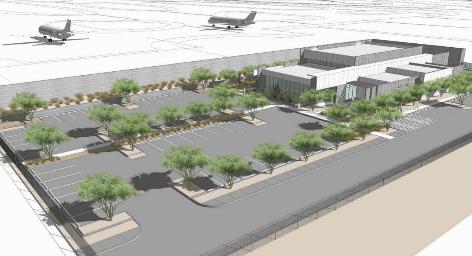 Phoenix Sky Harbor Airport EOC