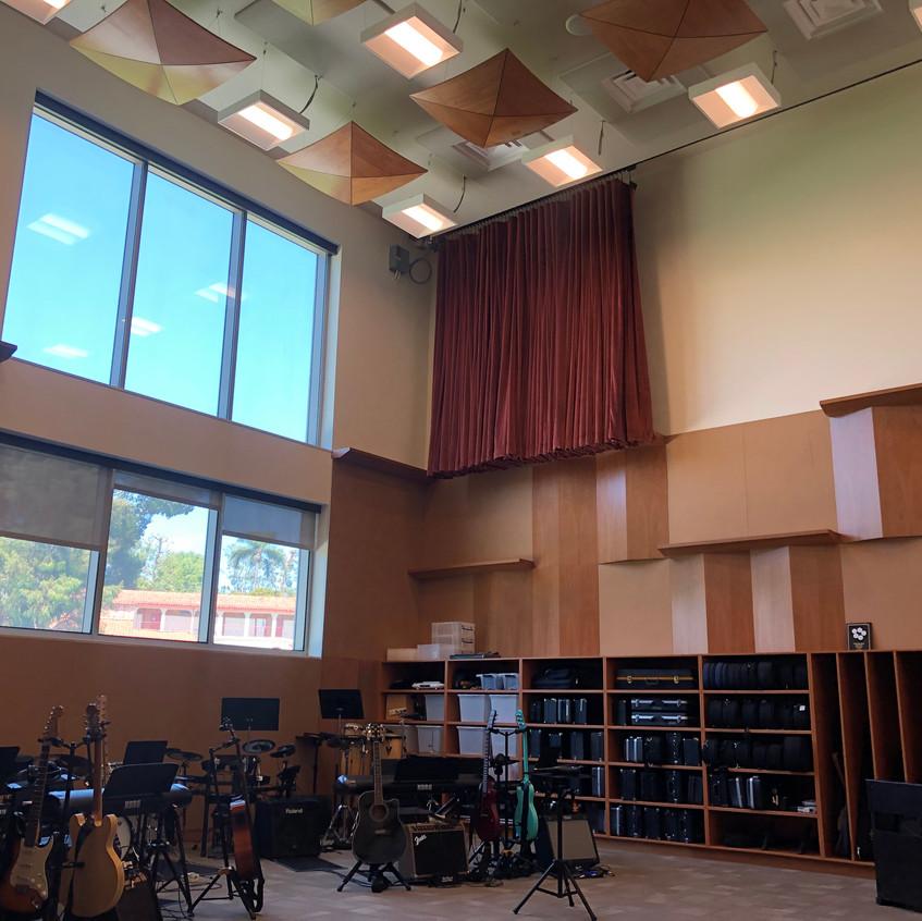 Music Rehearsal Room